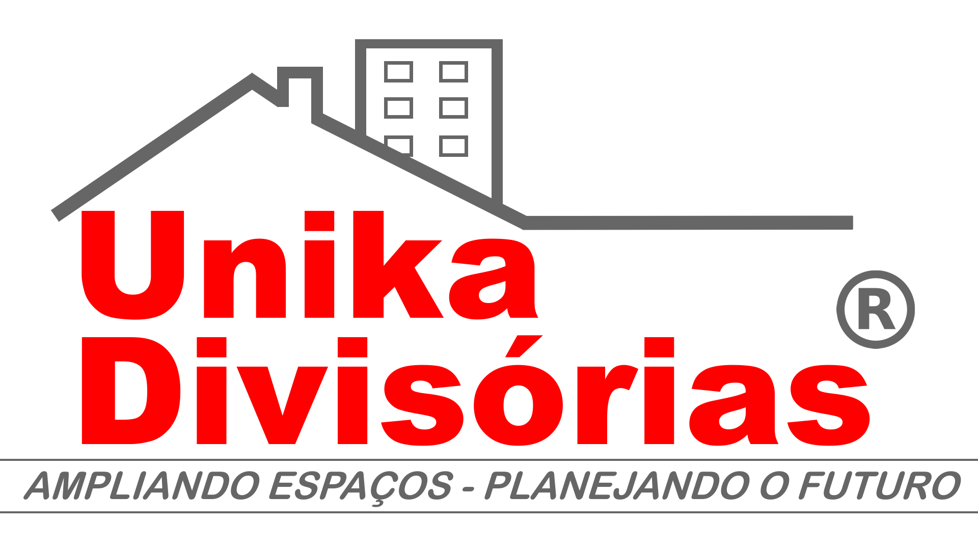 Logo Unika Divisórias